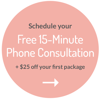 book in a free 15-minute phone consultation with JustFit