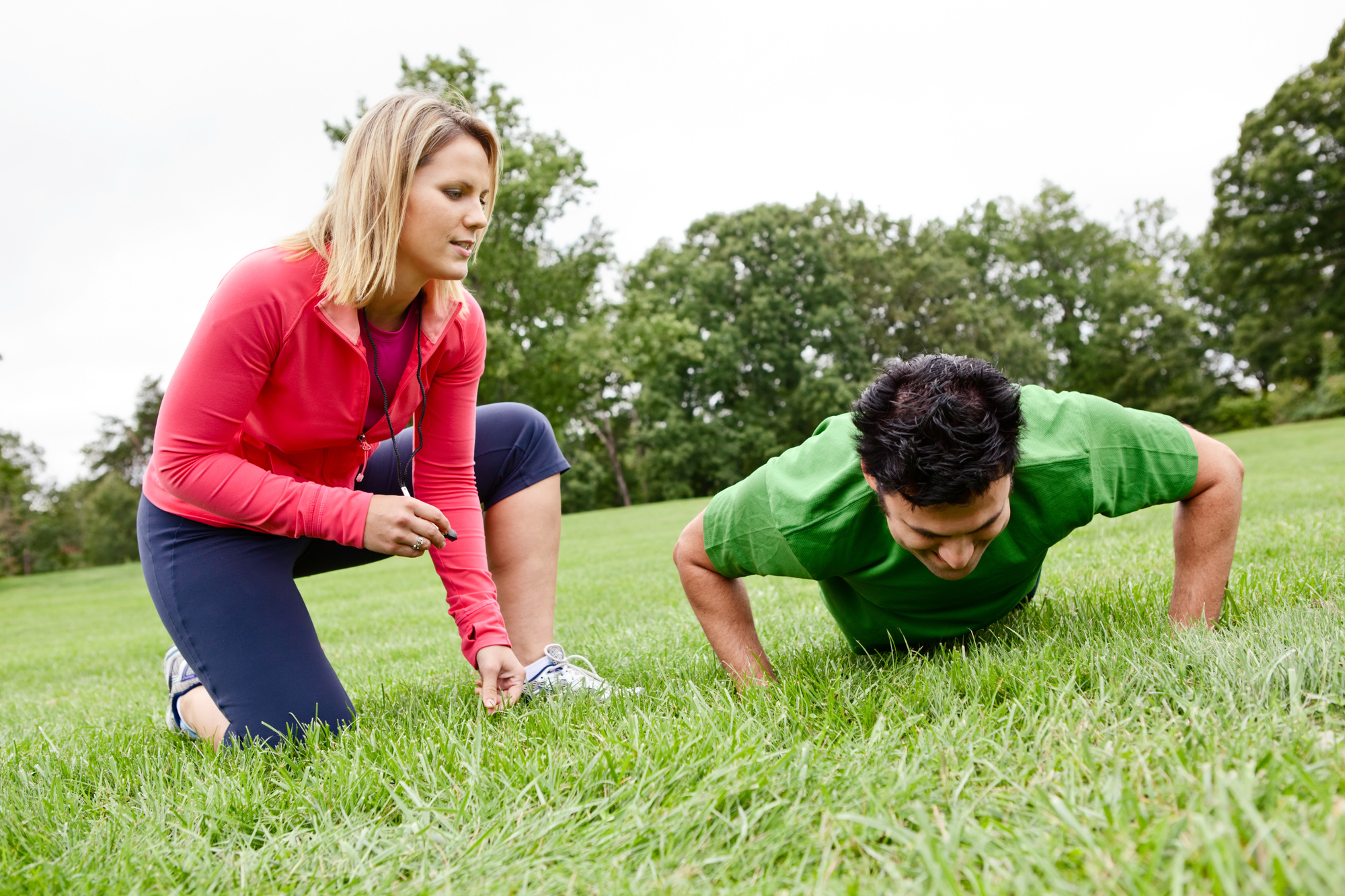 10 Tips For Picking The Right Personal Trainer For You