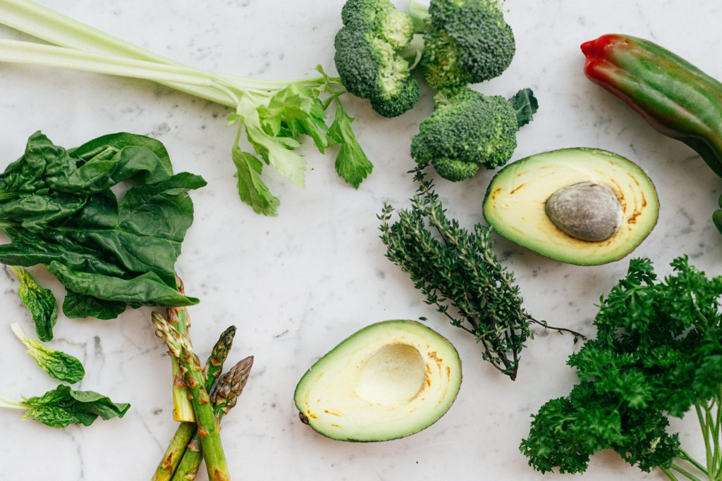 transition to a healthy vegan and plant-based diet with justfit