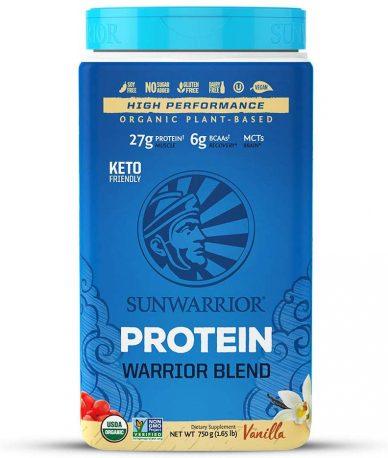 the best vegan protein powder
