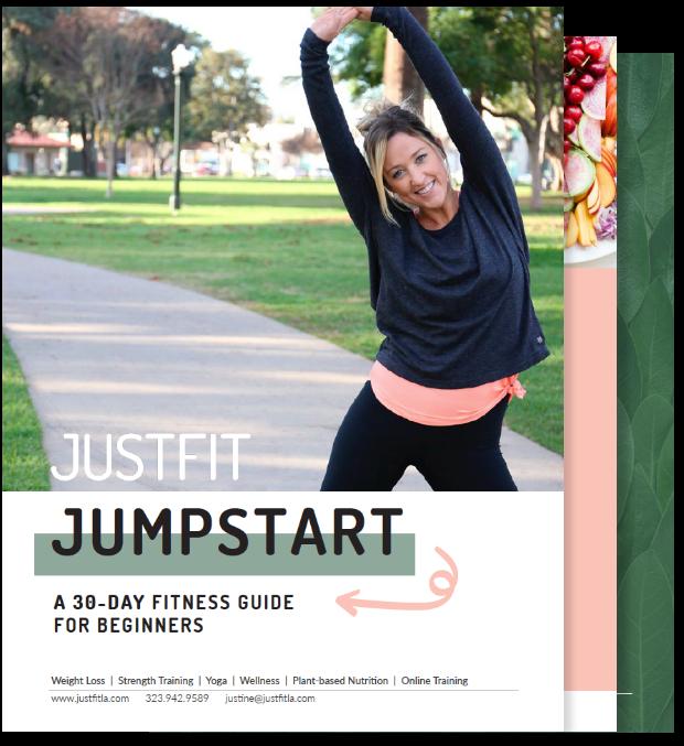 JustFit Jumpstart Cover