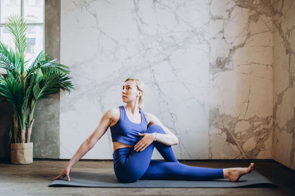 discover the health benefits of yoga and yoga therapy