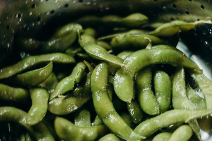 the nutritional health benefits of edamame