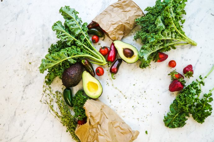 fruits and veg for a vegan diet and lifestyle